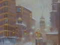 Blizzard in the Flatiron District